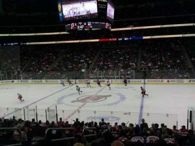 Prudential Center section 9