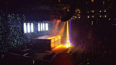 Prudential Center, section: 18, row: 23, seat: 17