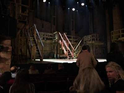 Richard Rodgers Theatre, section: ORCH, row: F, seat: 11