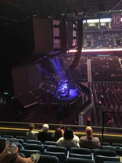Mohegan Sun Arena section 119