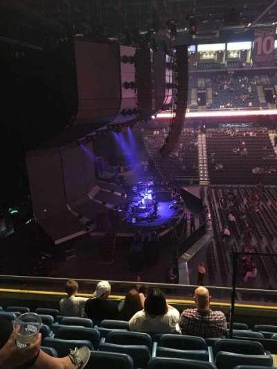 Mohegan Sun Arena, section: 119, row: E, seat: 2