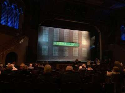 Fox Performing Arts Center, section: ORCHL, row: P, seat: 9
