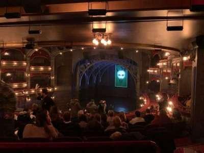 Lyric Theatre section Dress Circle R