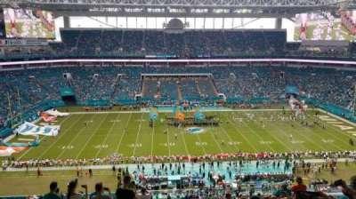 Hard Rock Stadium section 319