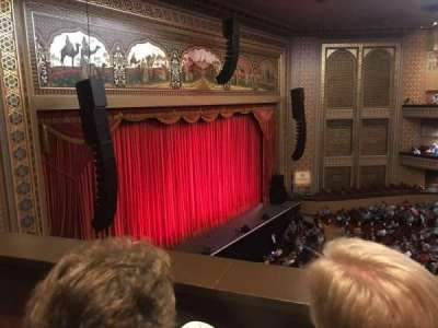 Altria Theater, section: Balcony J, row: B, seat: 1002
