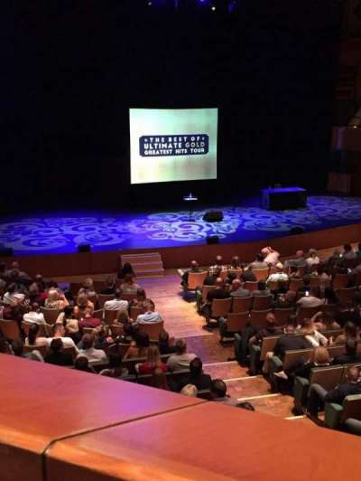 St David's Hall section Tier 2
