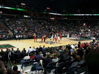 BMO Harris Bradley Center, section: 202, row: J, seat: 4