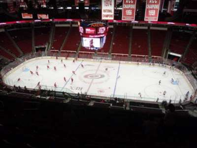 PNC Arena section 303