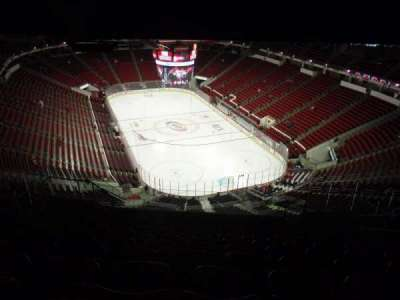 PNC Arena section 316