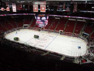 PNC Arena section 322