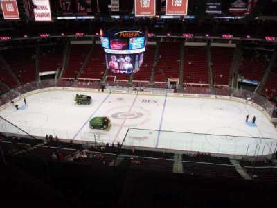 PNC Arena section 323