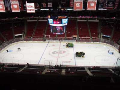 PNC Arena section 324
