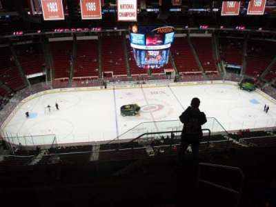 PNC Arena section 325