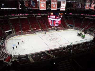 PNC Arena section 326