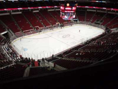 PNC Arena section 328
