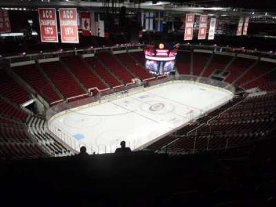 PNC Arena section 329