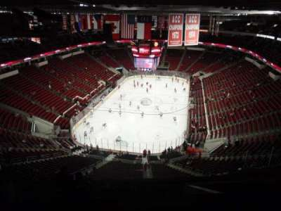 PNC Arena section 332