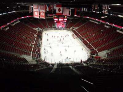 PNC Arena section 334