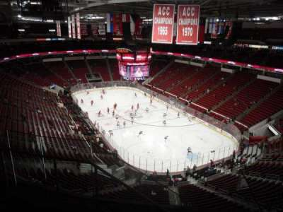 PNC Arena section 335