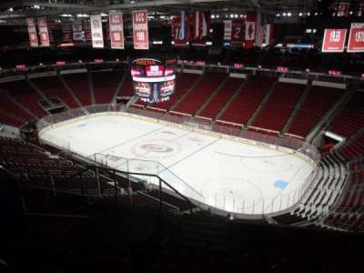 PNC Arena section 338