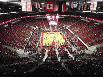 PNC Arena, section: 333, row: D, seat: 24