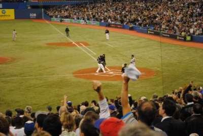 Rogers Centre, section: 125R, row: 22, seat: 5