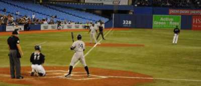 Rogers Centre, section: 119R, row: 11, seat: 1