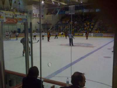 Yardmen Arena section 6