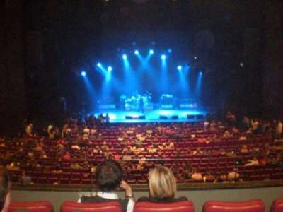 National Arts Centre, section: Blacony, row: 3, seat: 5