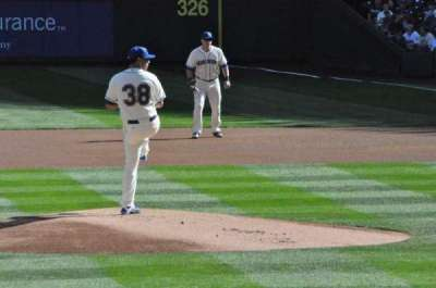 Safeco Field, section: 137, row: 11, seat: 12
