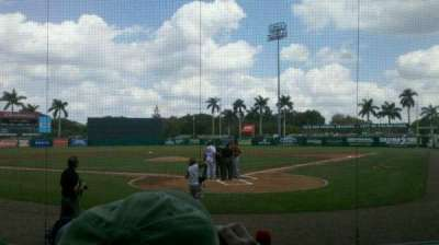 City Of Palms Park, section: B112, row: 07, seat: 3