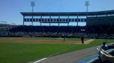 George M. Steinbrenner Field, section: 119, row: AA, seat: 18