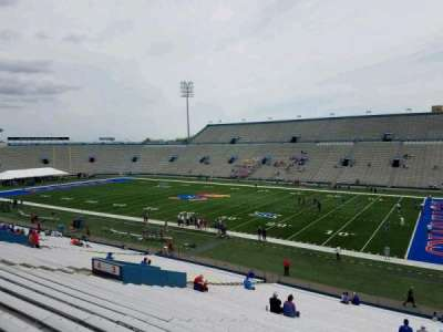 University of Kansas Memorial Stadium, section: 3, row: 39, seat: 5