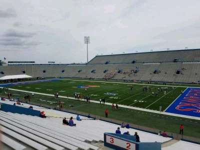 University of Kansas Memorial Stadium, section: 2, row: 35, seat: 25