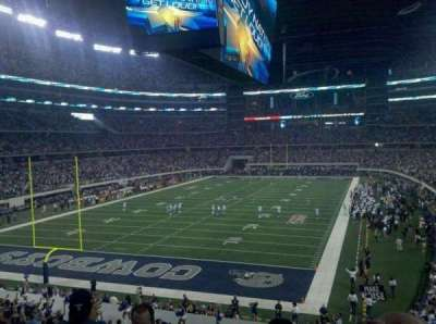 AT&T Stadium, section: 219, row: 5, seat: 25