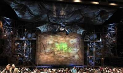 Gershwin Theatre Section Orchestra C Row T Seat 103