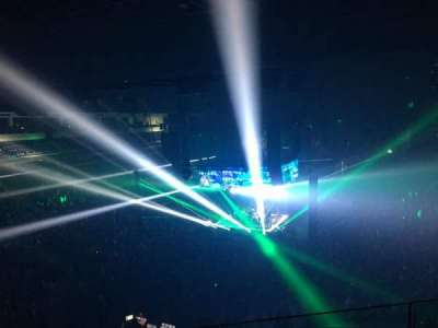 Infinite Energy Arena section 201