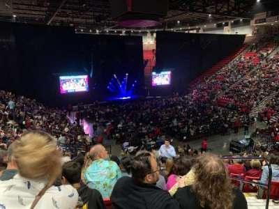 Viejas Arena section U