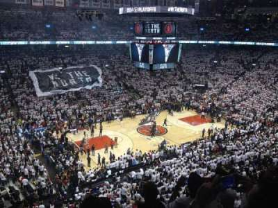 Air Canada Centre, section: 311, row: 4, seat: 11-12
