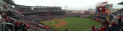 Nationals Park section 224