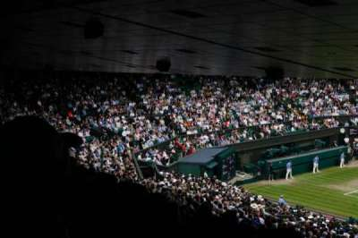 Wimbledon, Centre Court section 501