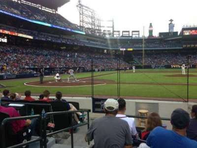 Turner Field section 107