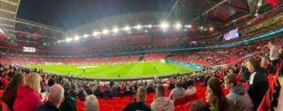 Wembley Stadium section 141