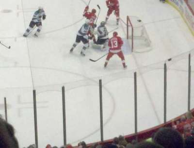 Joe Louis Arena, section: 119, row: 12, seat: 7