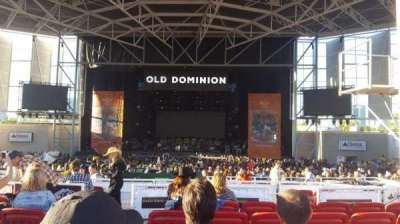 Molson Amphitheatre, section: 303, row: F, seat: 10
