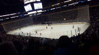 First Niagara Center, section: 214, row: 6, seat: 3