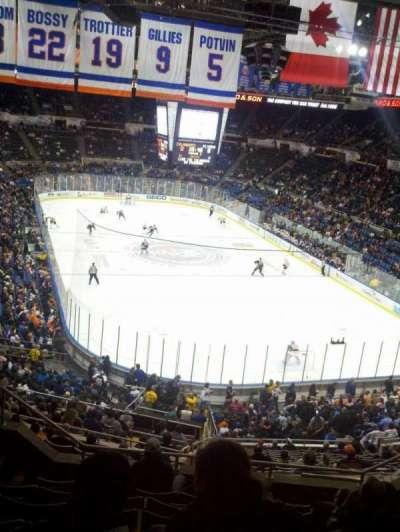 Old Nassau Veterans Memorial Coliseum, section: 335, row: H, seat: 8