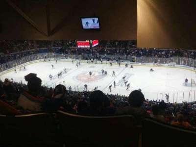 Nassau Veterans Memorial Coliseum, section: 340, row: T, seat: 8