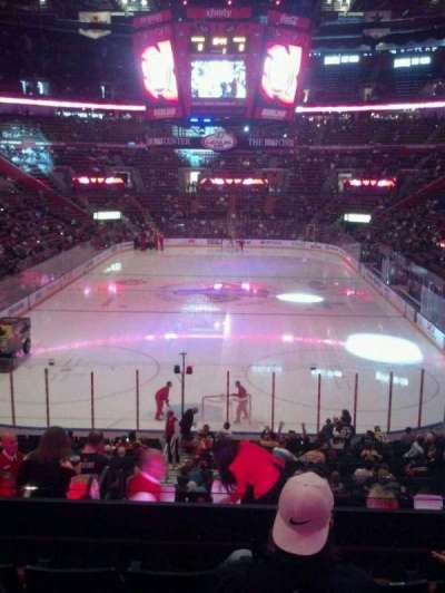 BB&T Center section 109