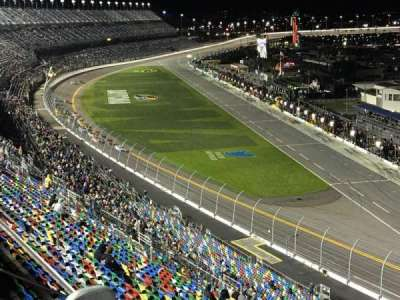 Daytona International Speedway section 477